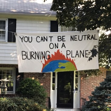You can't be neutral on a burning planet