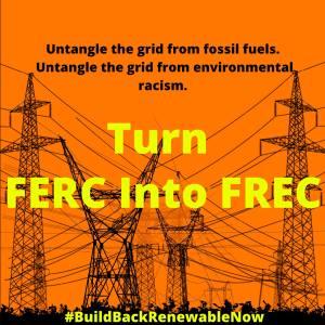 Build Back Renewable