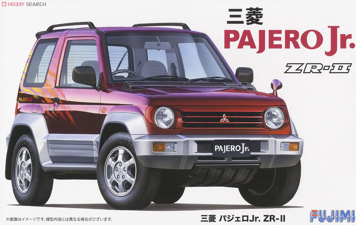 hight resolution of mitsubishi pajero jr zr ii w window frame masking model car package1