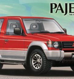 v24 pajero matel top wide xr ii model car package1 [ 1200 x 781 Pixel ]