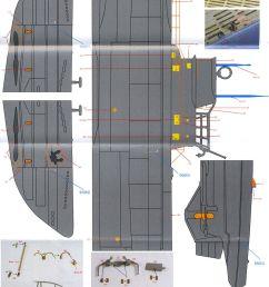 detail up set for german u boat type vii c revell 05015 plastic model assembly guide2 [ 838 x 1200 Pixel ]