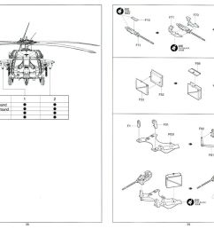 mh 60l blackhawk plastic model assembly guide14 [ 1200 x 860 Pixel ]
