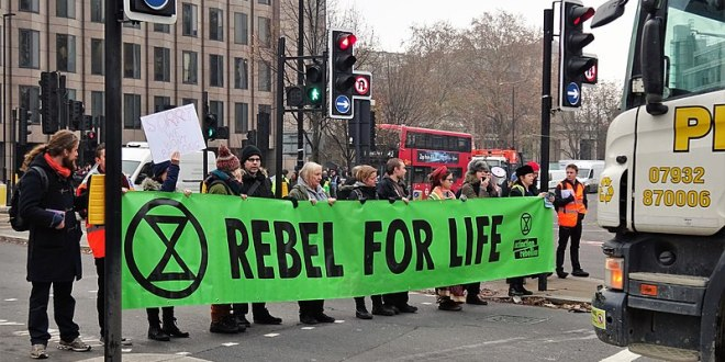 4 raisons pour lesquelles Extinction Rebellion nous mène à la défaite