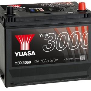 Yuasa Autobatterien
