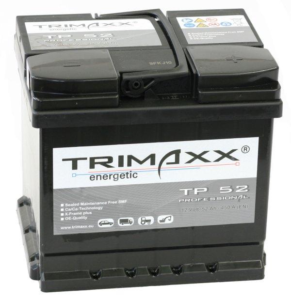 Trimaxx enegetic 52Ah