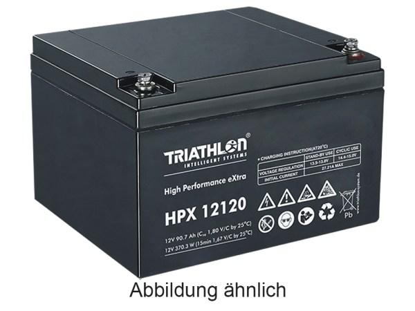 Triathlon Batterien HPX