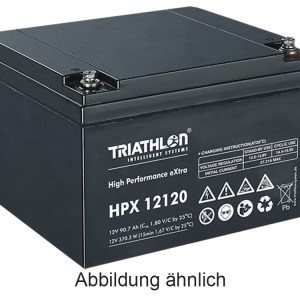 Triathlon Batterien HPX