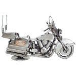 Zu Weihnachten: Modellfahrzeug Touring Collection Motorrad ein prima Geschenk