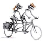 Zu Weihnachten: Schraubenpaar Radfahrer – Tandem ein prima Geschenk