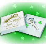 Zu Weihnachten: Ultimative Geschenkidee – Schlüssel zum Glück ein prima Geschenk