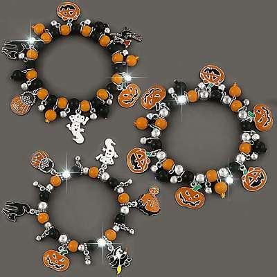 New Halloween Bracelets