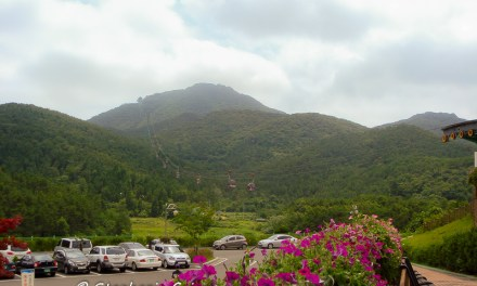 Tongyeong Cable Car…An Expat Day Trip from 1 Adventure Traveler