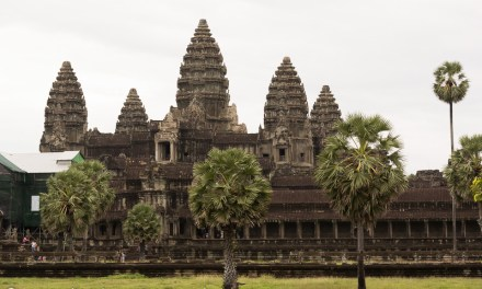 Angkor Wat a Magical Expat Travel Adventure