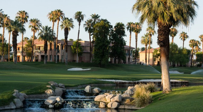 Palm Desert…Fun in the Sun