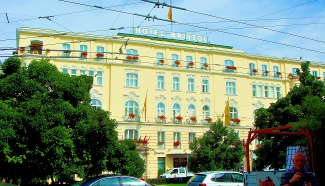 Stay at the Luxury Hotel Bristol Salzburg