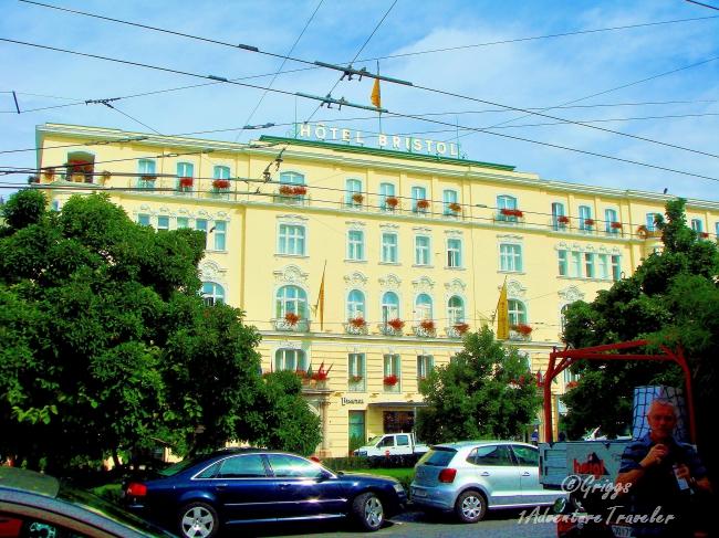 Stay at the Luxury Hotel Bristol Salzburg