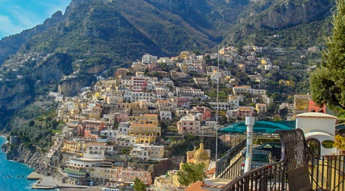 The Secret of Positano along the Amalfi Coast
