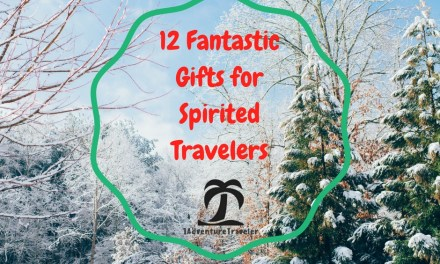 12 Fantastic Gifts for Spirited Travelers