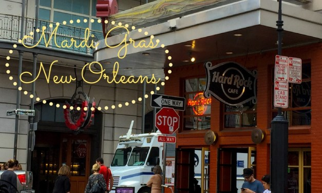 How to Celebrate Mardi Gras New Orleans