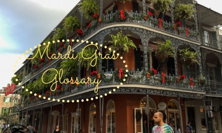 Mardi Gras Glossary That Will Make Carnival Fun!