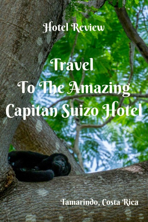 Travel To The Amazing Capitan Suizo - 1AdventureTraveler | My cheap flight to Costa Rica and a visit to Tamarindo to the Capitan Suizo Boutique Hotel | Costa Rica |Tamarindo | Beach | Ocean | Surf | Travel |