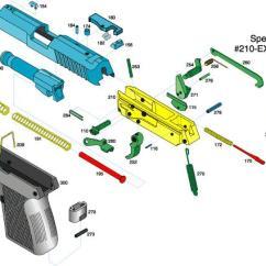 Kel Tec P11 Parts Diagram Nissan Patrol 2003 Stereo Wiring P 11 40 And 32 3at Disassembly