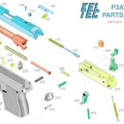 Kel Tec P11 Parts Diagram Wiring For Ac Unit P 11 40 And 32 3at Disassembly