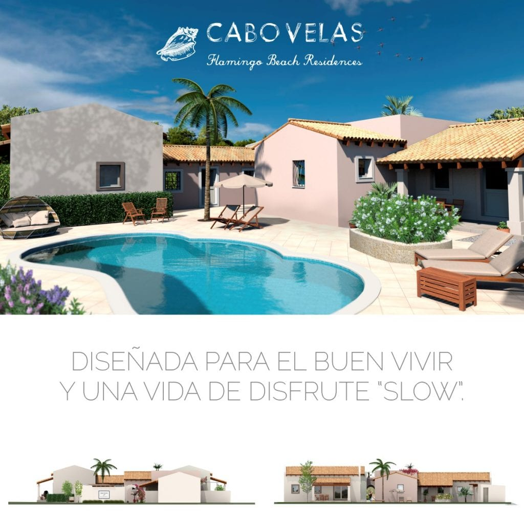 Cabo Velas Residencial Boutique en Playa Flamingo  Bienes