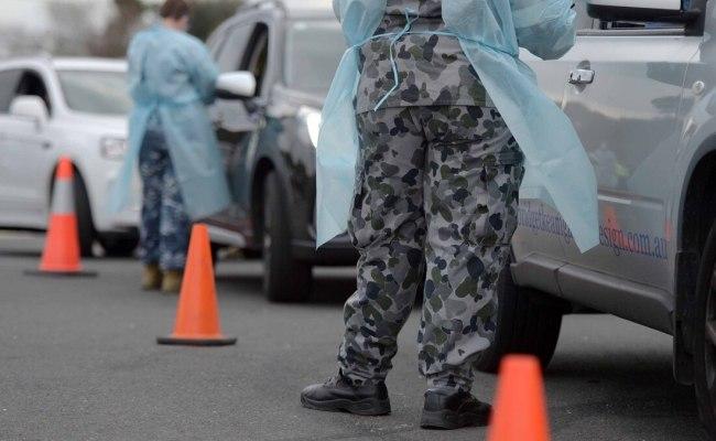 Australia S Victoria State Announces Partial Lockdown