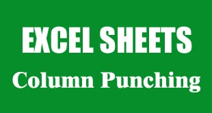 Column Punching