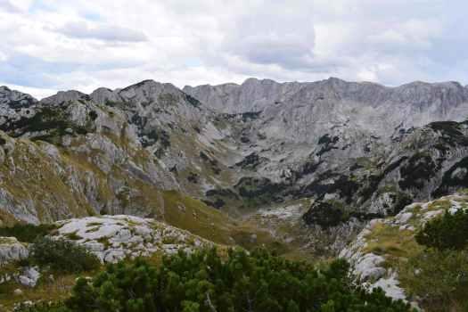 Les montagnes du Durmitor