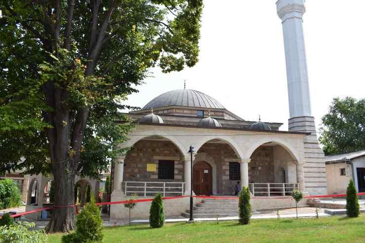 Mosquée Mustafa