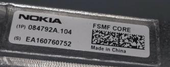 Nokia FSMF System Module 084792A.104