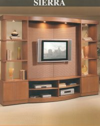 Home Entertainment Centers Furniture Design Ideas Pictures ...