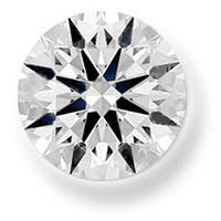 1.70 carats Round Diamond, GIA Excellent Cut and ...