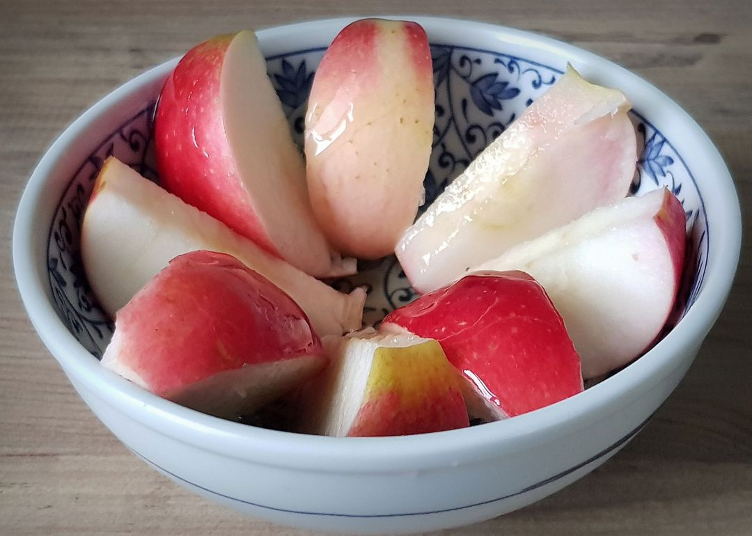 Apples and honey on Rosh Hashanah, the Jewish New Year, symbolise the hope we harbour for a good and sweet year ahead.