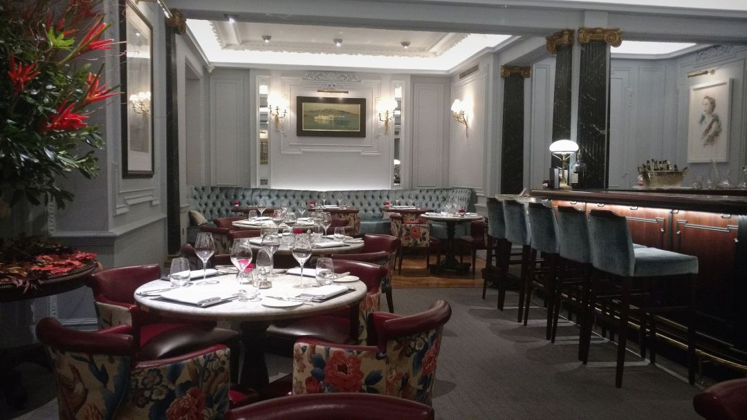 The Game Bird London and its most sumptuous interiors