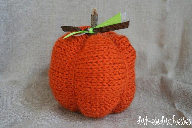 Knitted_Pumpkin