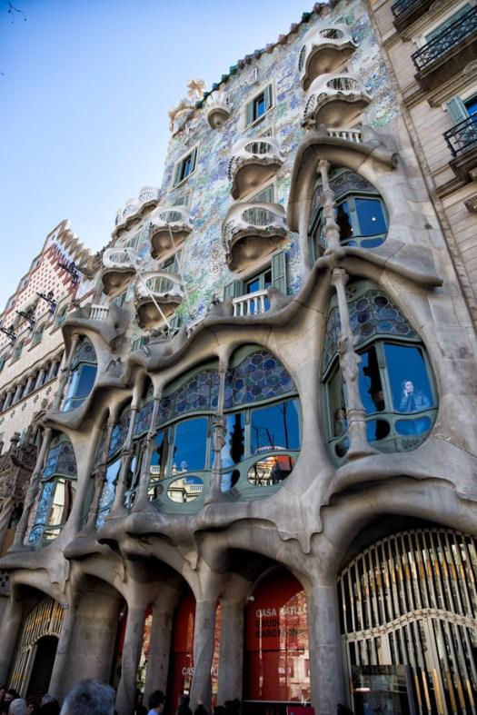 Gaudi House - Barcelona