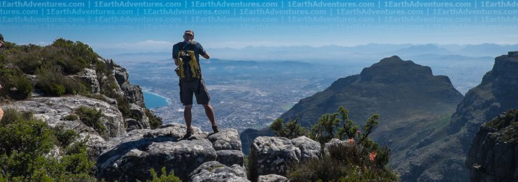 1Earth Adventures in Cape Town, South Africa