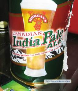 Morgan's Candadian India Pale Ale