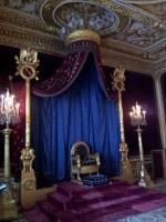 Salle du Trône Château de Fontainebleau