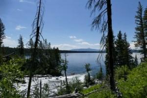 Jenny Lake Grand Teton NP