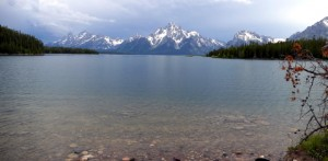 Lake Jackson Grand Teton NP