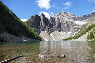 Lac Agnès Big Beehive trail