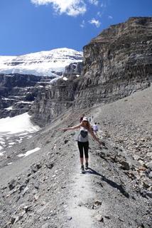 La Plaine des Six-Glaciers