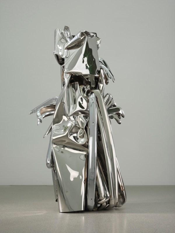 John Chamberlain Curvatureromance Pinakothek Der