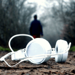Our personal headphones lead us to missing out on many things. This includes our ability to listen and hear, our ability to know what is right and to serve God's world.