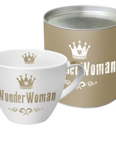 Hrnček Wonder woman gold