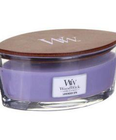 Lavender spa - sviečka LOĎ 566874/L
